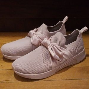 New Mark Nason Los Angeles Pink Bow Sneakers 8